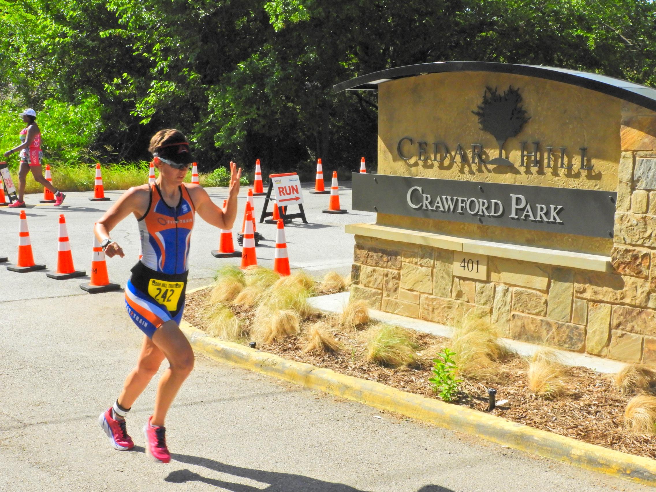 Cedar Hill Triathlon |